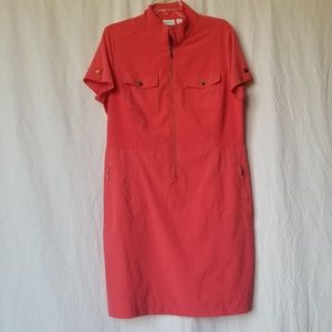 Zenergy by Chico's red dress size 2/Large